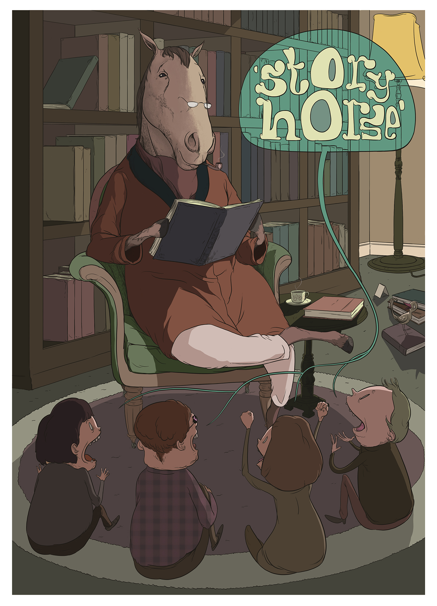 Story Horse